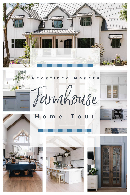 Redefined Modern Farmhouse Home Tour