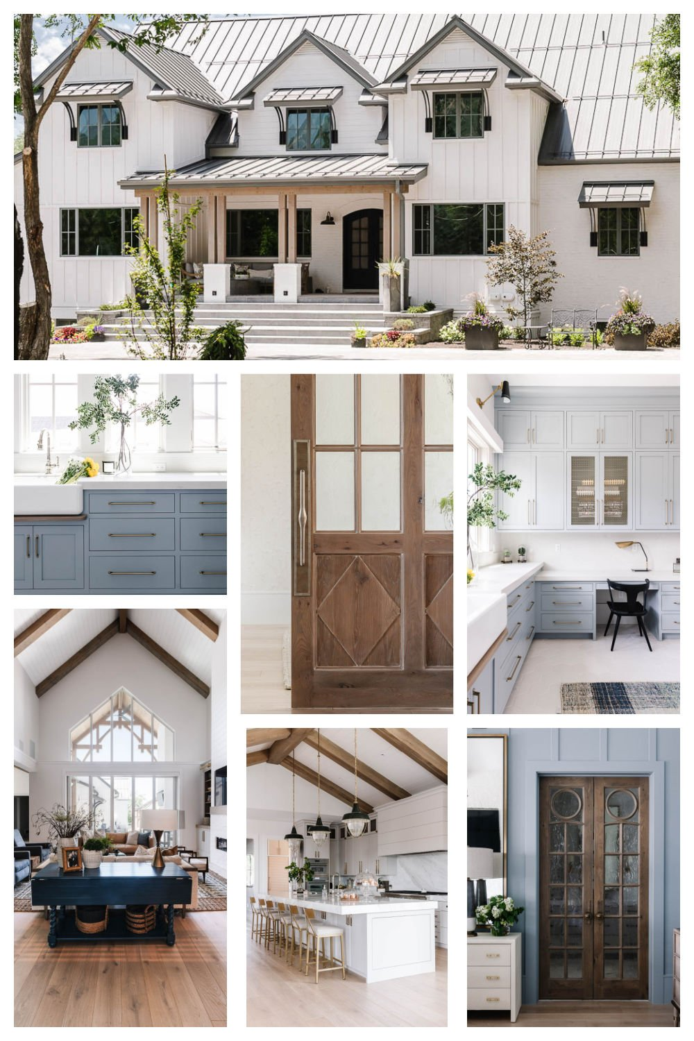 Stunning Redefined Modern Farmhouse Home Tour