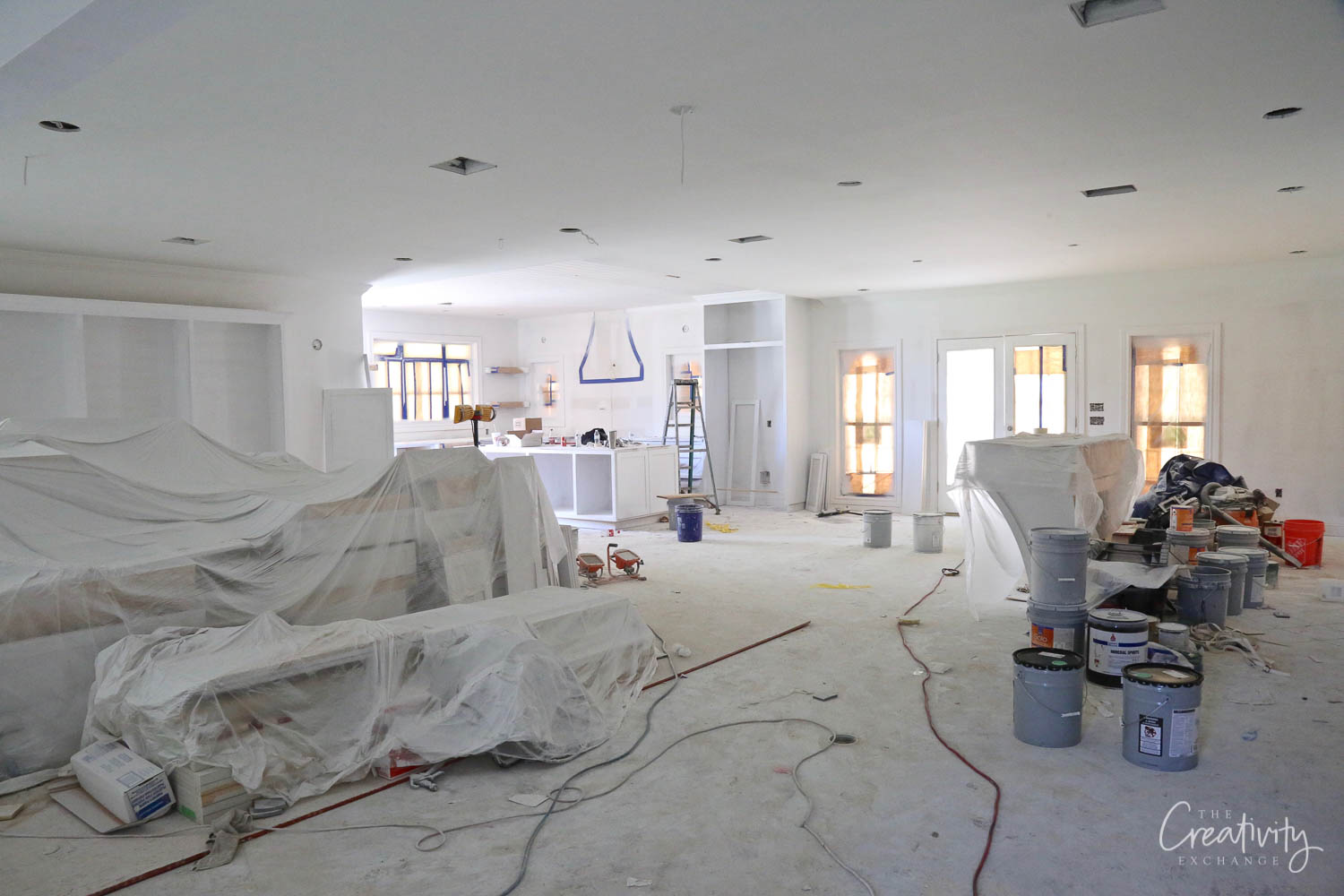 Large Home Remodel