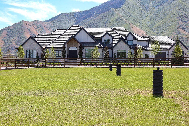 Modern European Mountain Home
