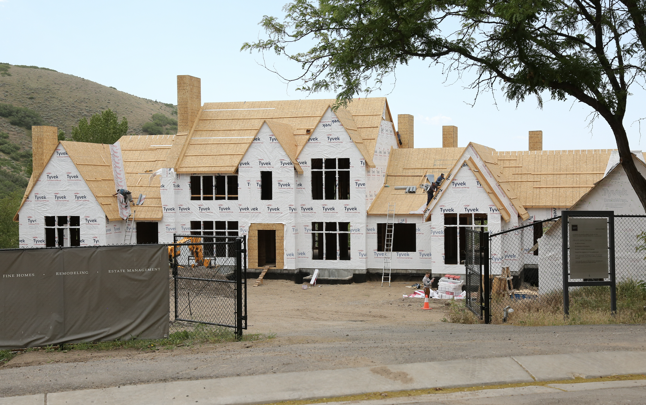 New Home Construction Utah Valley