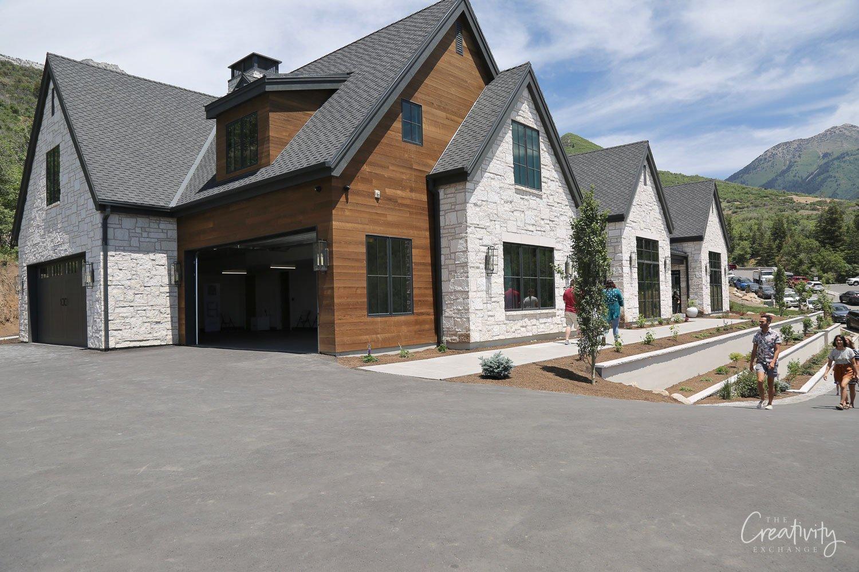 Pacific Modern Exterior Home in Utah
