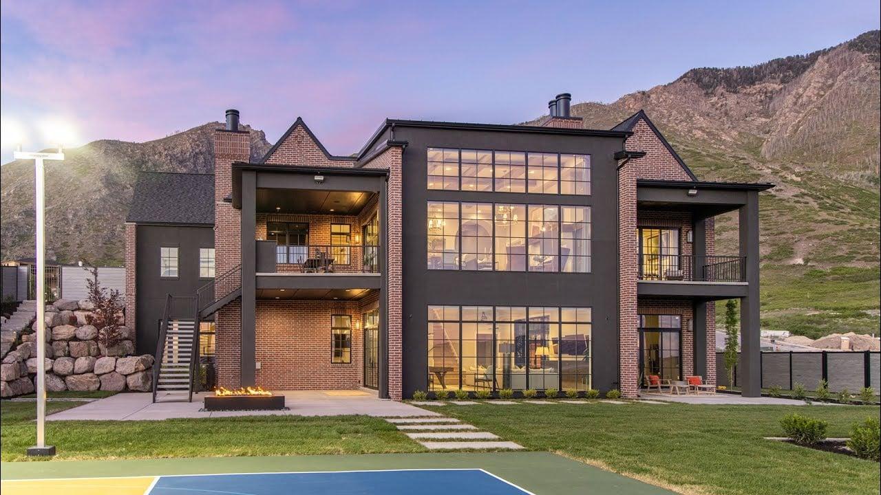 Raykon Moritz Home in Utah